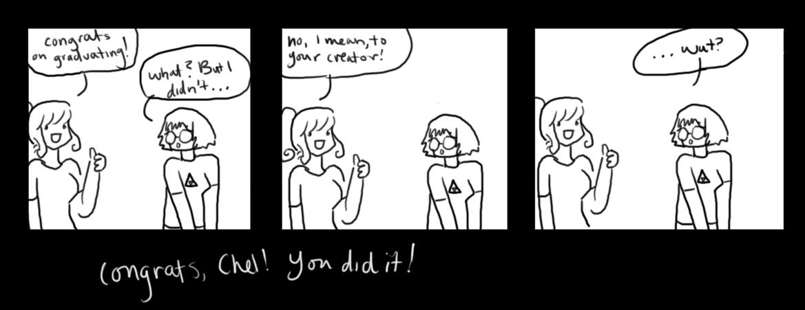 Guest Comic: ConGRADS