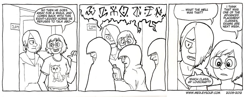 AP Lovecraft