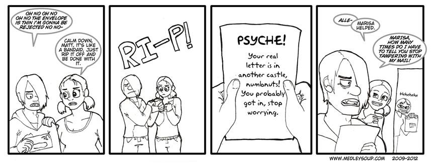 Psyche-unlock
