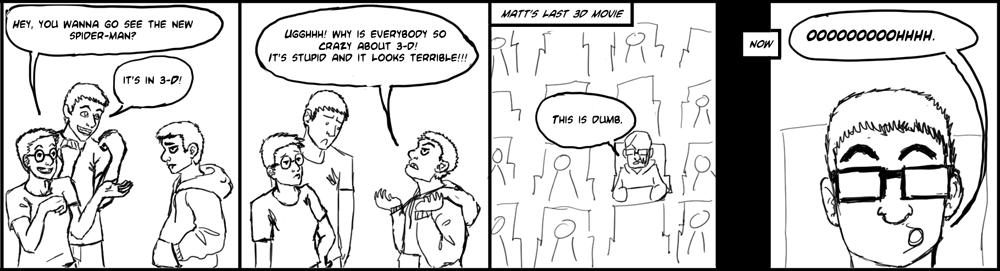 Guest Comic 3D