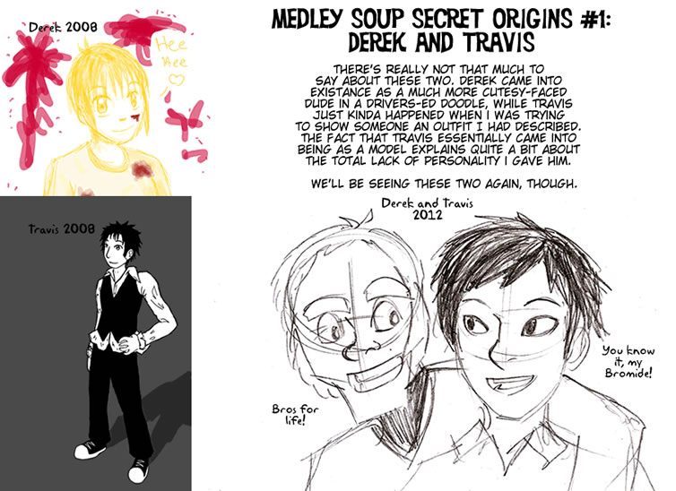 Secret Origins File 5